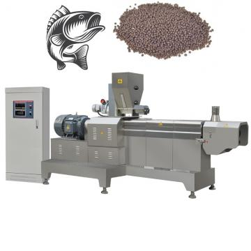 Floating Fish Feed Pellet Production Equipment Price