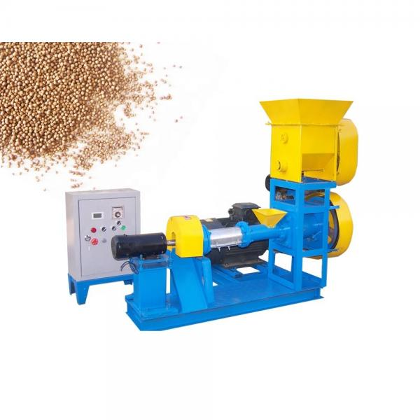 Floating Fish Feed Pellet Pet Food Plant Price Processing Machine