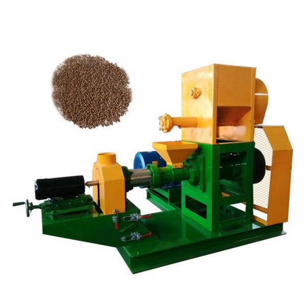 CE Approved Small Floating Fish Feed Pellet Machine Price