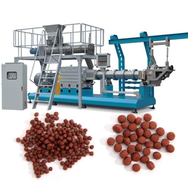 Wide Output Range Floating Fish Feed Machine Price