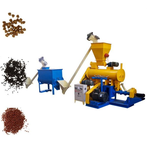 Fish Feed Pellet Extruder/ Fish Feed Extruder Machine /Fish Feed Pellet Maker for Sale