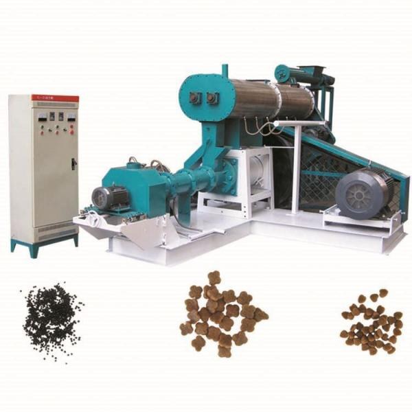 Animal Feed Machine of Cow Sheep Poultry Fish Feed Pellet Food Making Plant