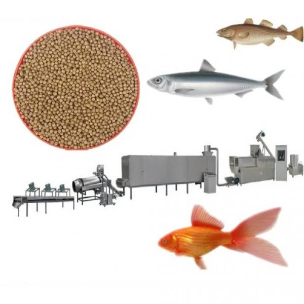 Floating Pellet Fish Feed Production Line Extruder Equipment