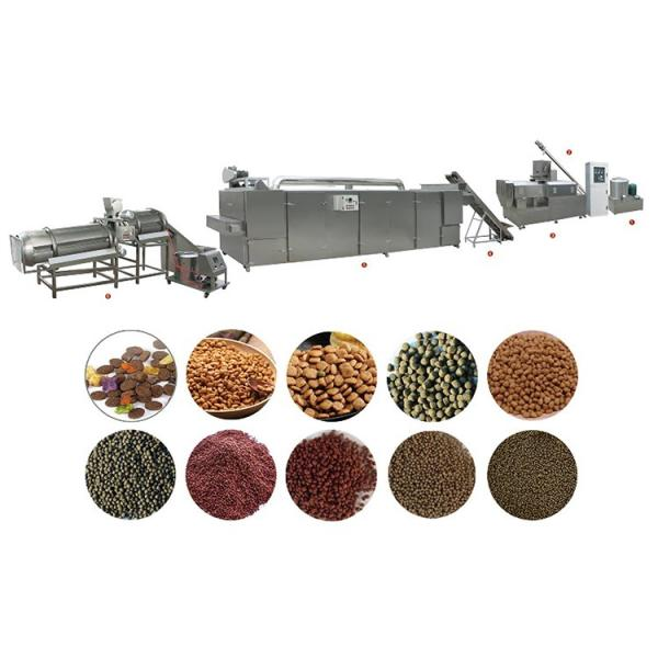Catfish Tilapia Trout Fish Feed Production Equipment Price
