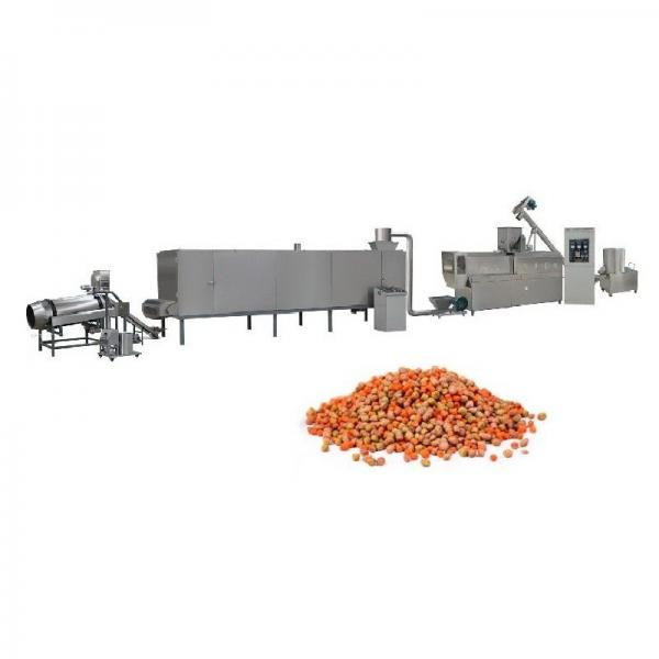 Floating Fish Feed Pellet Manufacturing Extruder Machine Price Fish Feed Mill Plant Production Line